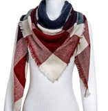 Triangle Fashion Scarf