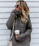 Thick Warm Cable Knitted Sweater