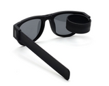 Slap Wrist Foldable Bracelet Sunglasses