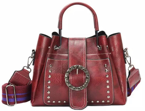 Macy's crossbody handbag