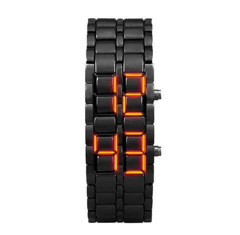 Faceless Lava Watch Bracelet