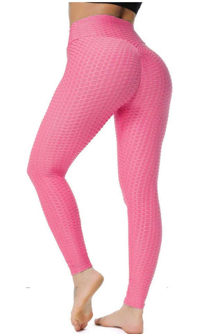 Pink leggings