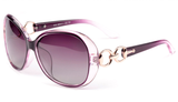 Women's Polarized Sunglasses Purple
