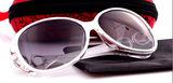 Women's Polarized Sunglasses Clear