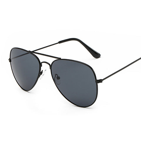 Pilot Aviator Sunglasses Black