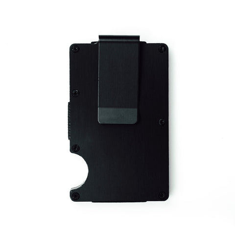 RFID Wallet Magnetically Shields Anti-Theft