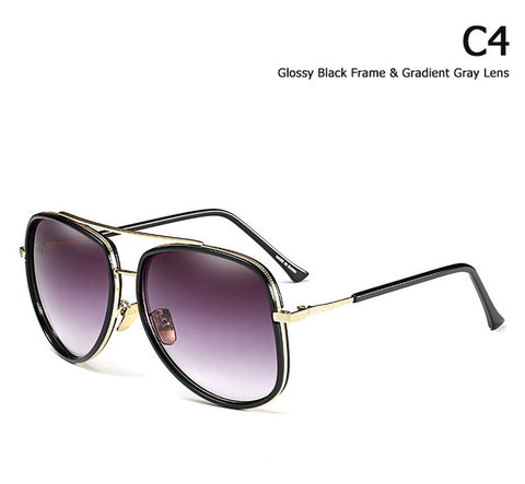 Women's Aviator Polarized Sunglasses