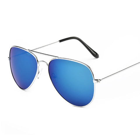 Aviator Sunglasses Blue