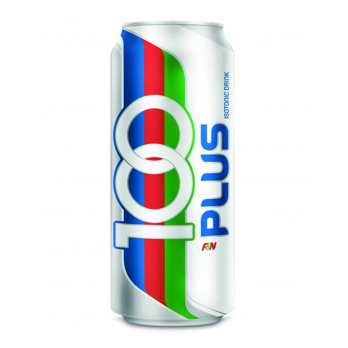 a 100 Plus 24 x 325ML for 14.8