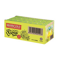 Marigold Packet Drink - Ice Lemon Tea 24 x 250ML (CTN) | Milk and Cream | Office Pantry Supplies