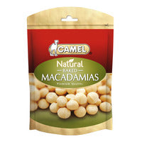 Camel Natural Baked Macadamias 150G | Beans Seeds Nuts | Office Pantry Supplies