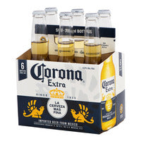 Corona Extra Bottle Beer 6 x 355ML | Beer | Office Pantry Supplies