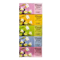 Mood Facial Tissue Boxes - 5 x 200 per pack | Paper Products | Office Pantry Supplies