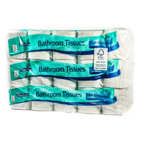 FairPrice Bathroom Tissue Rolls (2ply) 3S x 10S | Paper Products | Office Pantry Supplies