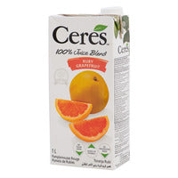 Ceres 100% Juice Blend Packet Drink - Ruby Grape... | Cordials and Juices | Office Pantry Supplies