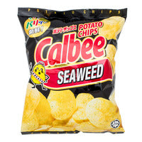 Calbee Potato Chips - Seaweed 80G | Chips and Crisps | Office Pantry Supplies