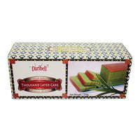 Daribell Hand-Baked Thousand Layer Cake - Pandan 350G | Breads | Office Pantry Supplies