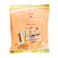 Golden Boronia Nougat - Cappuccino (Crunchy) 100G | Candies | Office Pantry Supplies
