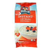 Quaker 100% Wholegrain Oatmeal Refill - Instant 400G | Oats | Office Pantry Supplies