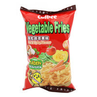 Calbee Vegetable Fries Chips - Hot & Spicy  45G | Chips and Crisps | Office Pantry Supplies