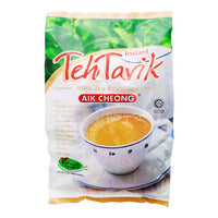Aik Cheong Instant Milk Tea - Teh Tarik 15 x 40G | Capsule Instant Pack | Office Pantry Supplies