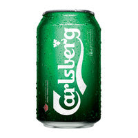 Carlsberg Can Beer - Green Label 500ML | Beer | Office Pantry Supplies