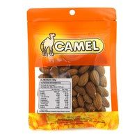 Camel Natural Baked Almonds 80G | Beans Seeds Nuts | Office Pantry Supplies