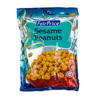 FairPrice Peanuts - Sesame     140G | Beans Seeds Nuts | Office Pantry Supplies