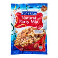 FairPrice Snacks - Natural Party Mix    150G | Beans Seeds Nuts | Office Pantry Supplies