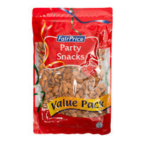 FairPrice Party Snacks - Roasted Almond 400G | Beans Seeds Nuts | Office Pantry Supplies