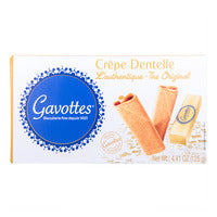 Gavottes Butter Crispy Brittany Crepes 125G | Biscuits and Crackers | Office Pantry Supplies