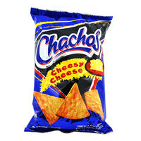 Chacho's Tortilla Corn Chip - Cheesy Cheese  185G | Chips and Crisps | Office Pantry Supplies