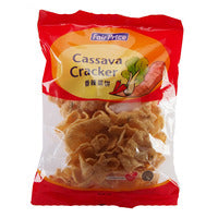 FairPrice Crackers - Cassava 120G | Other Snacks | Office Pantry Supplies