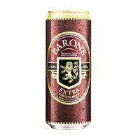 Baron's Can Beer - Extra Strong Brew  500ML | Beer | Office Pantry Supplies