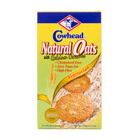 Cowhead Crackers - Natural Oats with Calcium 178G (8S) | Biscuits and Crackers | Office Pantry Supplies