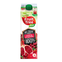 F&N Fruit Tree Fresh No Sugar Added Juice - Cran... | Other Juices | Office Pantry Supplies