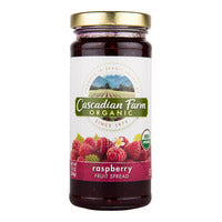 Cascadian Farm Organic Fruit Spread - Raspberry ... | Spreads | Office Pantry Supplies
