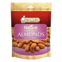 Camel Natural Baked Almonds 400G | Beans Seeds Nuts | Office Pantry Supplies
