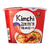 Nongshim Instant Bowl Noodle - Kimchi  117G | Instant Cups | Office Pantry Supplies