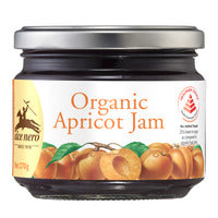 Alce Nero Organic Jam - Apricot 270G | Spreads | Office Pantry Supplies
