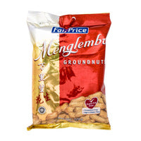 FairPrice Groundnuts - Menglembu 120G | Beans Seeds Nuts | Office Pantry Supplies