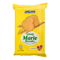 FairPrice Marie Biscuits - Small 250G | Biscuits and Crackers | Office Pantry Supplies