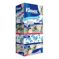 Kleenex Facial Tissue Box - Floral (3ply) - 5 x 100 per pack | Paper Products | Office Pantry Supplies