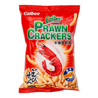 Calbee Prawn Crackers - Original 70G | Chips and Crisps | Office Pantry Supplies