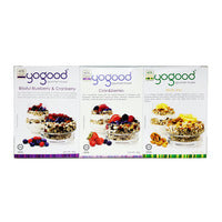 Yogood Gourmet Muesli Bars - Variety Pack 40G (6S) | Granola | Office Pantry Supplies