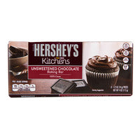 Hershey's Kitchens Baking Chocolate Bar - Unswee... | Chocolate | Office Pantry Supplies