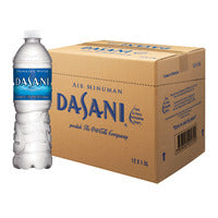 Dasani Drinking Bottle Water 12 x 1.5L (CTN) | Water | Office Pantry Supplies