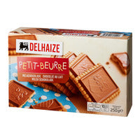 Delhaize Butter Biscuit - Thick Milk Chocolate  ... | Biscuits and Crackers | Office Pantry Supplies