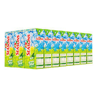F&N Seasons Packet Drink - Ice Lemon Green Tea 24 x 250ML (CTN) | Milk and Cream | Office Pantry Supplies