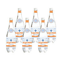 Acqua Panna Natural Mineral Bottle Water 6 x 500... | Water | Office Pantry Supplies
